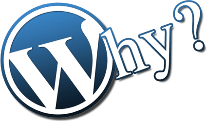 Why-accept-pingbacks-WordPress-logo