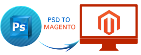 psd to magento services