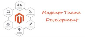 magento theme development services