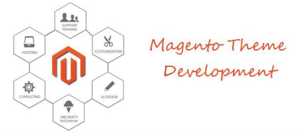 magento theme development services